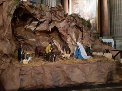 Les Creches De Noel Des Eglises De Besancon Doyenne 02 Banlieue Val De L Ognon